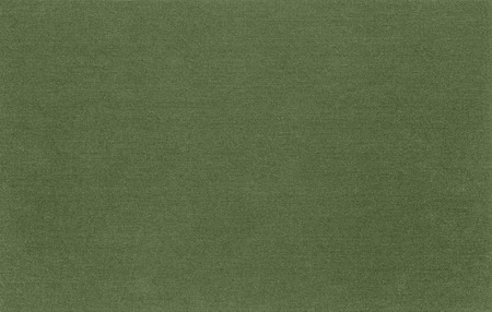 Abstract green fabric the texture. Natural background of rustic linen khaki. The material structure is clearly visible. 写真素材