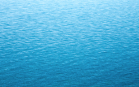 The texture of the water surface with slight ripples. Gradient effect 写真素材