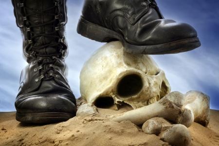 muddy: Victory and war