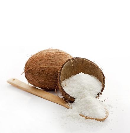 Coconut and copra