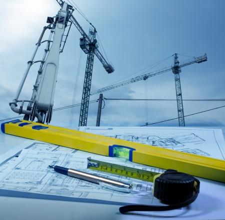cement pole: Construction and blueprints