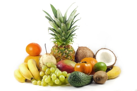 Fruits exotic and tropical Stock Photo - 13711560