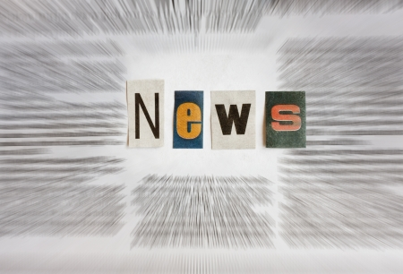News concept Stock Photo - 13738693