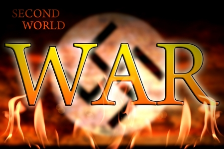 second world war apocalypse Stock Photo - 14067446