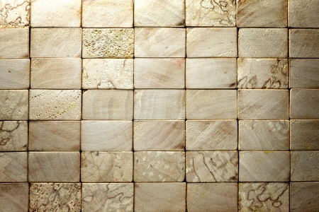 Wooden blocks abstract vintage background concept photo