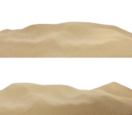 sand on beach background texture isolated 版權商用圖片 - 14530603