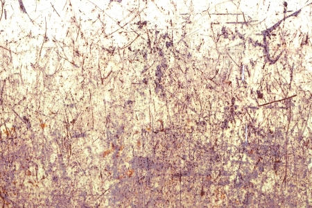 patchy: Old rusty painted metal background texture