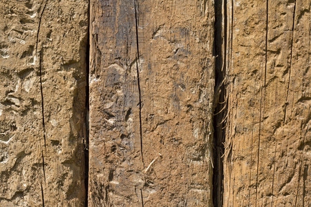 wood structure: Old vintage damaged wood background texture Stock Photo
