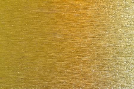 catchlight: Golden metal brass scratched background texture
