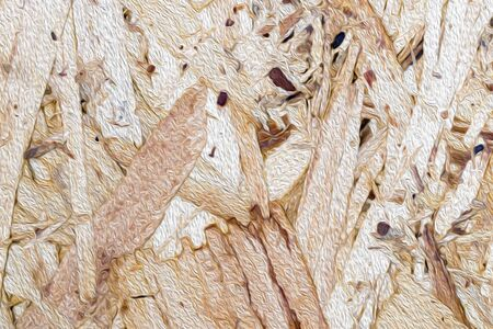 Texture image of OSB plate Stock Photo