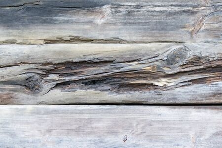 Texture image of a wall of knocked down old boards Standard-Bild - 137887051