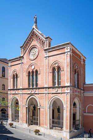 Basilica Cathedral of Santa Maria Assunta in Cielo (Holy Mary assumed into heaven), Gaeta Italy
