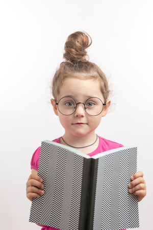 awesome little girl doesnt want reading
