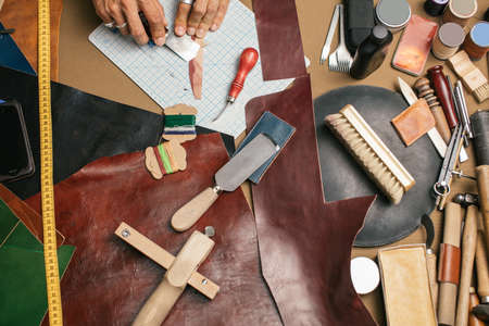 Leather-working, shoe repairing, handicrafts, all these kinds of enterprise demand skills and mastership from the an executor.