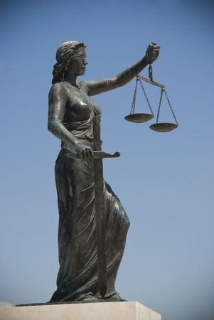 dama justicia: Justicia de dama  Foto de archivo