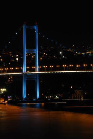 Bosphorus Bridge Standard-Bild