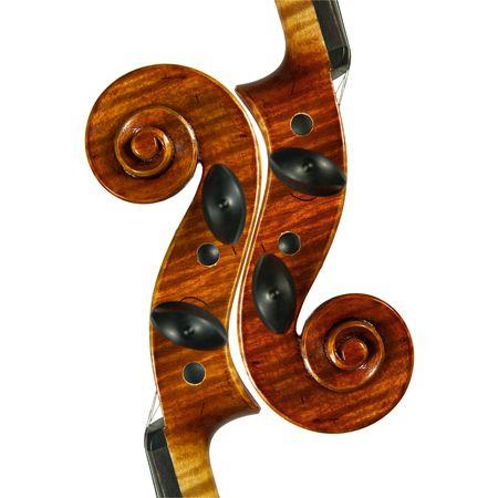 scrolls Standard-Bild