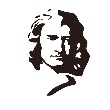 Sir Isaac Newton - English physicist and mathematician, one of the founders of classical physics.