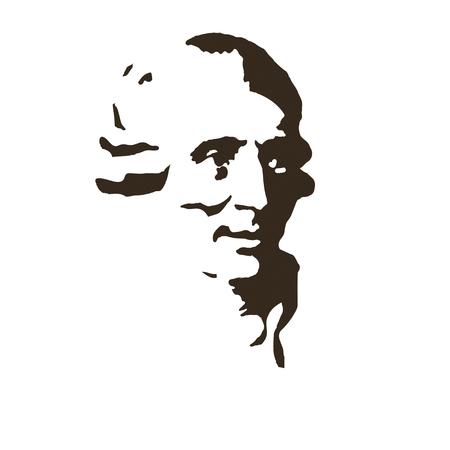 portrait du compositeur et musicien Franz Joseph Haydn