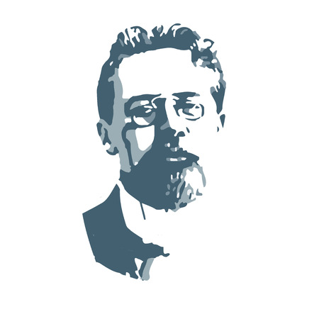 Anton Pavlovich Chekhov, the famous writer, the author of plays