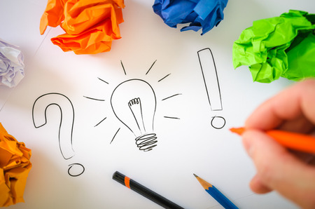In search of a good idea
