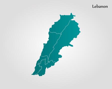 Cartina Del Libano.Vettoriale Mappa Della Citta Di Beirut In Libano In Stile Retro Illustrazione Vettoriale Cartina Muta Image 92135195