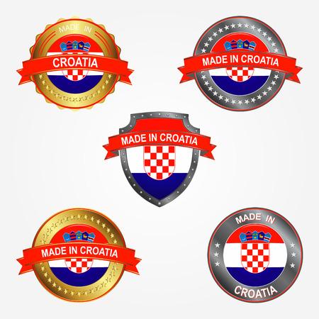 Designlabel made in Croatia