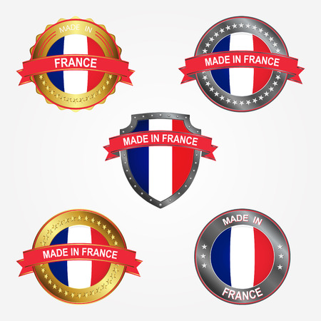 Design label of made in France