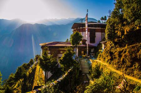 monastery: Tango Monastery, Bhutan