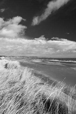 german ocean: East Coast Scotland, England, photo taken in February with windy weather.