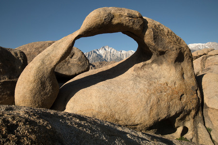 alabama hills: Alabama Hills are a range of hills and rock formations near the eastern slope of the Sierra Nevada Mountains