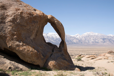 alabama hills: Alabama Hills are a range of hills and rock formations near the eastern slope of the Sierra Nevada Mountains.