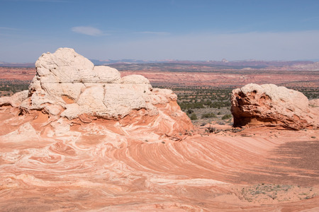 insider: The White Pocket Canyon is located in North Arizona USA and is a quiet on insider tip.
