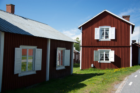 world heritage site: Gammelstaden or Gammelstad is a locality situated in Lulea Municipality, Norrbotten County, Sweden and known for the Gammelstad Church Town, a UNESCO World Heritage Site. Editorial