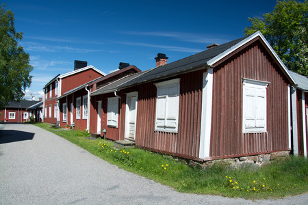 the world heritage: Gammelstaden or Gammelstad is a locality situated in Lulea Municipality, Norrbotten County, Sweden and known for the Gammelstad Church Town, a UNESCO World Heritage Site. Editorial