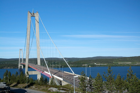 The Angerman (Swedish: angermanaelven) is one of Swedens longest rivers with a total length of 460 kilometers.