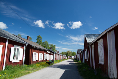 locality: Gammelstaden or Gammelstad is a locality situated in Lulea Municipality, Norrbotten County, Sweden and known for the Gammelstad Church Town, a UNESCO World Heritage Site. Editorial