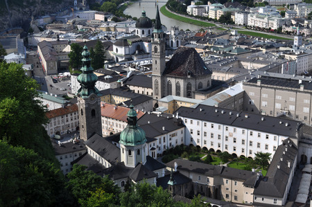 salzburg: Salzburg is the fourth-largest city in Austria and the capital of the federal state of Salzburg. Editorial