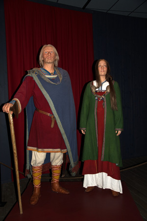 mariner: Photo taken at the Viking Museum in Borg, Norway. Editorial