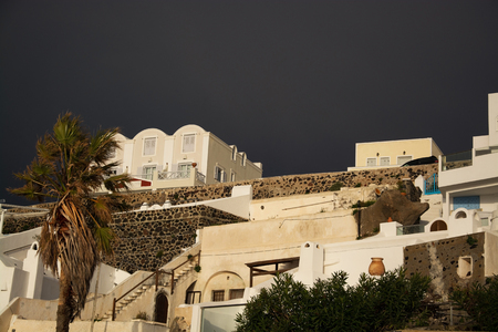 thira: Fira is a village in the Cyclades. It is located on the main island Thira, or Thera, at Santorini, Greece