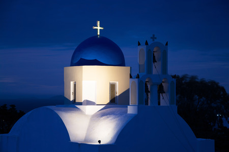 fira: Fira is a village in the Cyclades. It is located on the main island Thira, or Thera, at Santorini, Greece