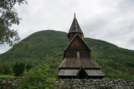 Urnes Stave Church is the oldest one of 28 stave churches still existing in Norway.