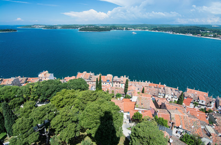Rovinj is a city in Croatia situated on the north Adriatic Sea, Croatia.