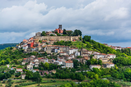 Motovun is a village in central Istria, Croatia.