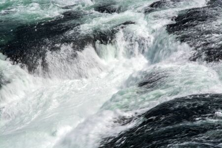 The Rhine Falls is a waterfall located in Switzerland and the most powerful waterfall in Europe. Imagens