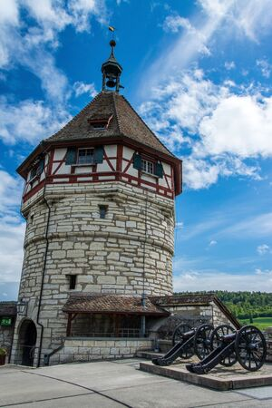Schaffhausen is a town with historic roots, a municipality in northern Switzerland, and the capital of the canton of the same name.
