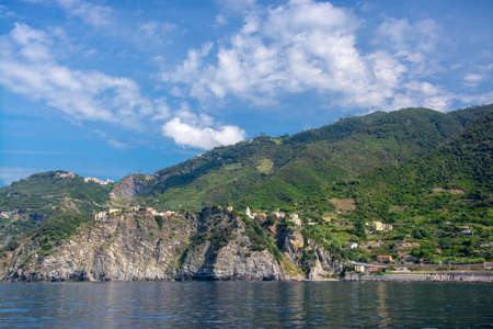 Corniglia is a small village in the Cinque Terreand the only one not directly adjacent to the sea. Instead, it is on the top of a promontory about 100 meters high.