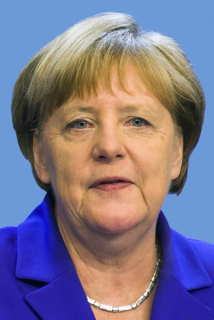 Angela Merkel - * 17.05.1954: German Politician of the Christian Democratic Union and Chancellor of the Federal Republic of Germany. Archivio Fotografico - 111727120