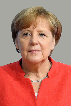 Angela Merkel - * 17.05.1954: German Politician of the Christian Democratic Union and Chancellor of the Federal Republic of Germany. Archivio Fotografico - 111727124
