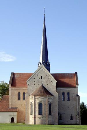 Monastery Church of Saint Mary in Doberlug - Germany.